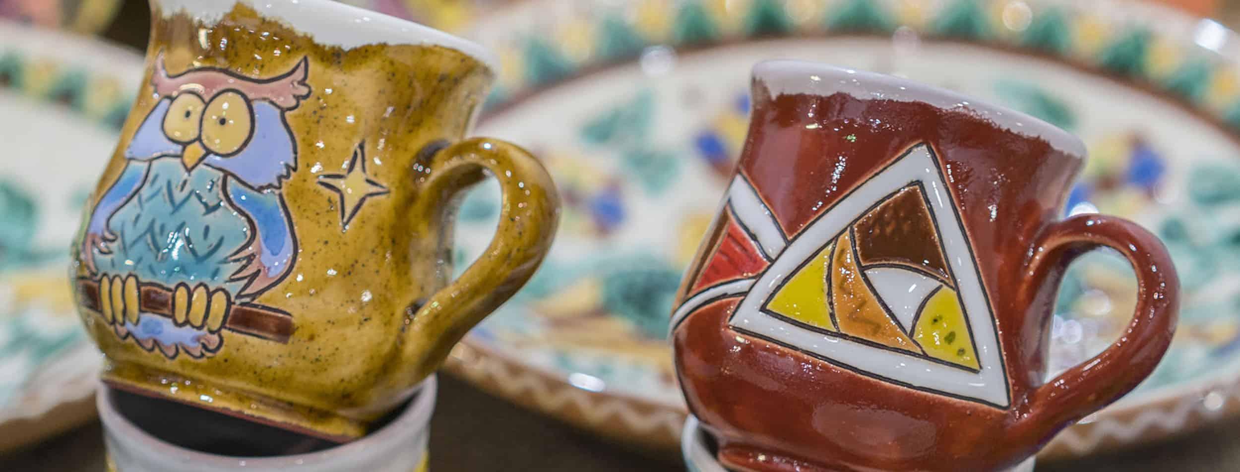 work of art pottery kelowna workshops
